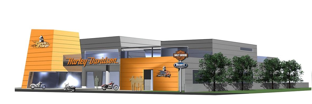 Harley Davidson Verkauf Werkstätte