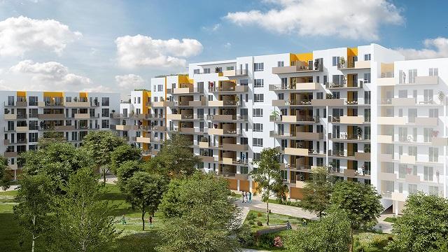 NB 700 Wohneinheiten, TG, PKW-Stellplätzen, Lifte, 300 m² Gewerbeflächen, Urban Gardening