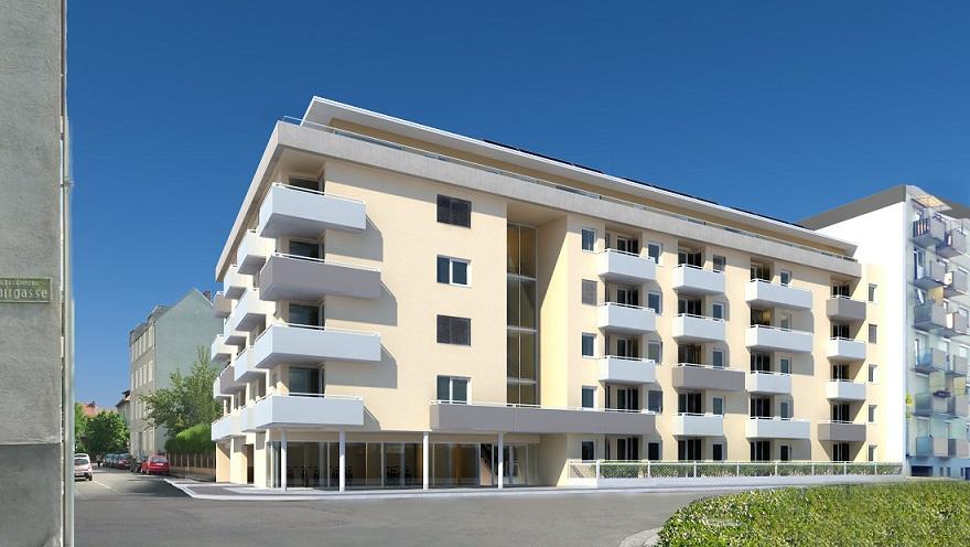 Wohnungen in der Pfarrgasse in Graz